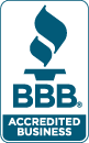 Gear Grabbers Garage - Better Business Bureau logo