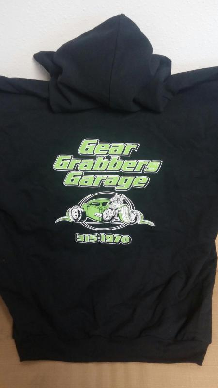merchandise - Gear Grabbers shirts